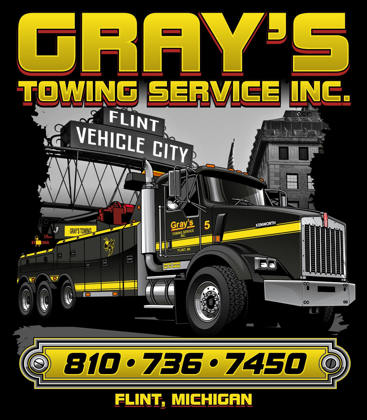 Grays Towing 1